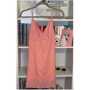 Helma Mini Dress Pink